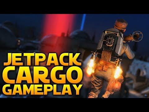 JETPACK CARGO GAMEPLAY (Limited-Time Game Mode) - Star Wars Battlefront 2