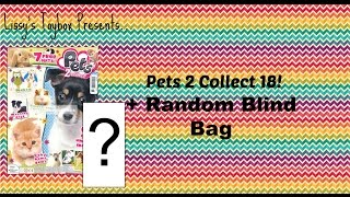 Magazine Madness 1! - Pets 2 Collect Issue 18 + Random Blind Bag | By Lissy Toybox