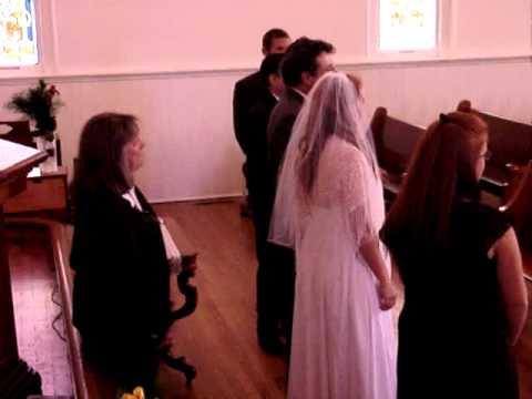 My Trucker Life - John and Pamela's Wedding - Ft. Scott, Ks