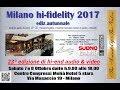 Dario Vitalini presenta: Audiogamma e Il Centro della Musica al Milano Hi-End