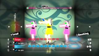 I Only Wanna Be With You - Get Up and Dance - PS3 Fitness