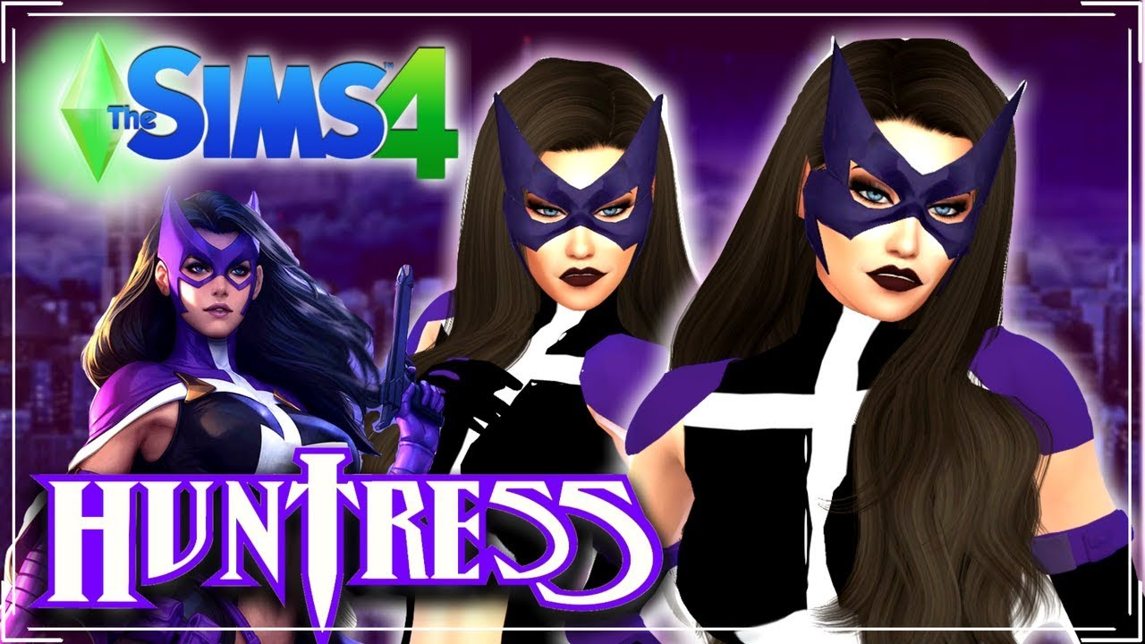 The Sims 4 Create-A-Sim  Huntress  sc 1 st  YouTube & The Sims 4 Create-A-Sim : Huntress - YouTube