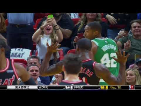 November 22, 2017 - NBATV- Game 17 Miami Heat Vs Boston Celtics - Win (08-09)(NBA Gametime)