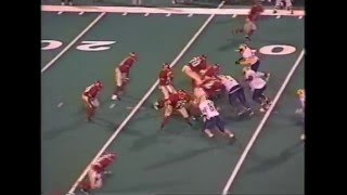 Final play Hail Mary to win with crazy announcers - South Grand Prairie vs. Lamar