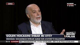 Latif Erdoğan FETÖ'yü anlattı  [Veyis Ateş'le Akılda Kalan 1.Bölüm]