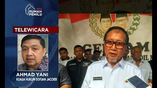 Dialog - Mantan Kapolda Metro Jaya Tersangka Makar (1)