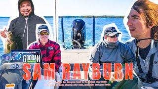 Googans FISH LARGEST Bass LAKE in TEXAS RESERVOIR