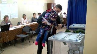 Итоги выборов в Законодательное собрание Иркутской области