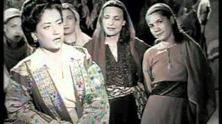 "Yā dayratī [Oh my village] - Asmahān - from ""Gharām wa Intiqām"" [""Love and Revenge""] (1944)"
