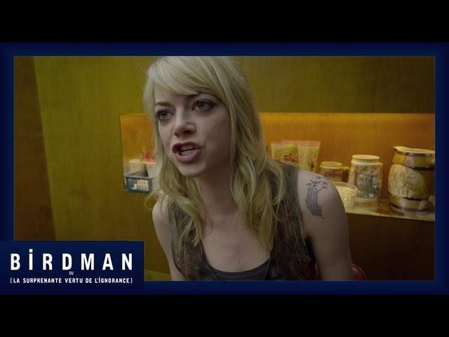 Birdman - Extrait Être important ou pas [Officiel] VF HD