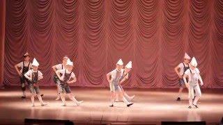 Детский танцевальный коллектив Возрождение