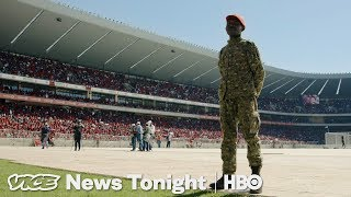 South Africa Elections & Powerlifting Trans Ban: VICE News Tonight Full Episode (HBO)