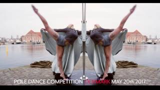 Pole dance competition Denmark 2017