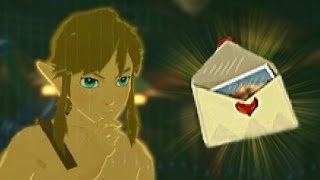 Getting The Classified Envelope - The Legend of Zelda: Breath of the Wild