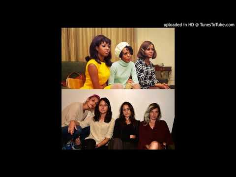 My Intro is Empty Without You (Warpaint vs The Supremes) by Selfish Kitten