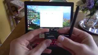 review panda 300mbps wireless n usb adapter speed and signal test