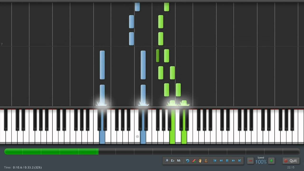 Learn piano youtube videos