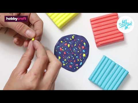 5 Easy Clay Projects for Beginners | Get Started In Clay | Hobbycraft
