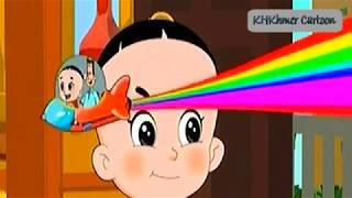 រឿងតុក្កតាភាសាខ្មែរ ក្បាលធំ និង ក្បាលតូច វគ្គ ២៦ Khmer Cartoon