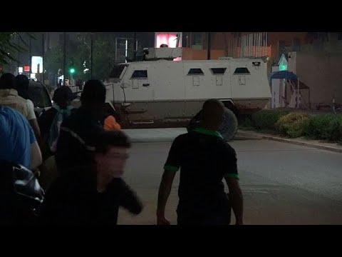Terrortámadás Burkina Fasóban