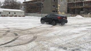DRIFTURI PE ZAPADA - BMW X6