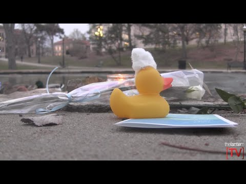 Ohio State students honor Afroduck