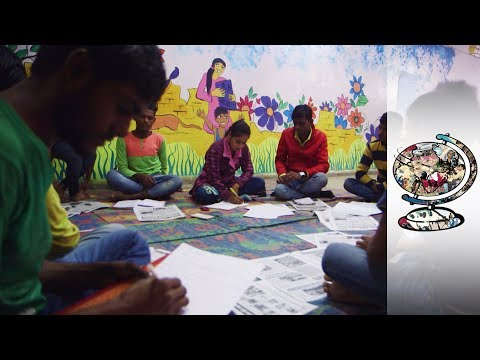 India's Slumdog Press: The Child Journalists Giving a Voice to Millions