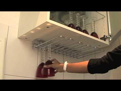 rack à verres thisga - youtube