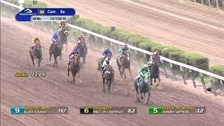 Vidéo de la course PMU PREMIO FILIBUSTERO