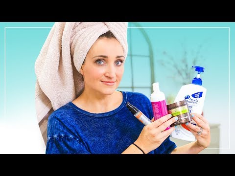 My UPDATED Everyday HAIR CARE Routine!  ...