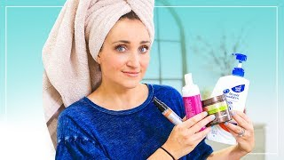 My UPDATED Everyday HAIR CARE Routine! | Tips and Hacks from Cute Girls Hairstyles