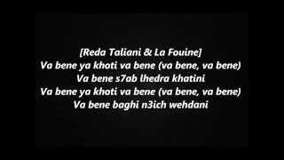 "La Fouine Feat Reda Taliani - Va Bene ""Lyrics"""