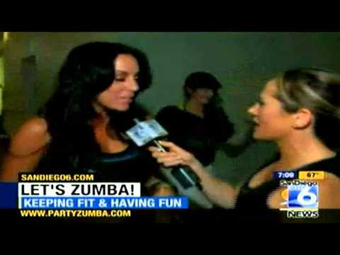 Party Fitness on the news!!!