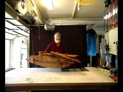 Bob's Shop: Folding / Rocking Adirondack Chair for the tall person