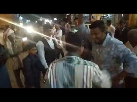 santrash dhamaka dance