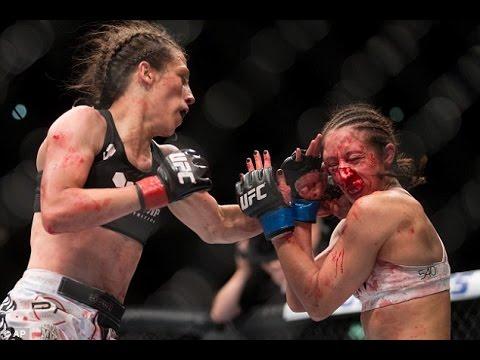 Joanna Jedrzejczyk vs Jessica Penne FULL FIGHT - UFC Fight Night