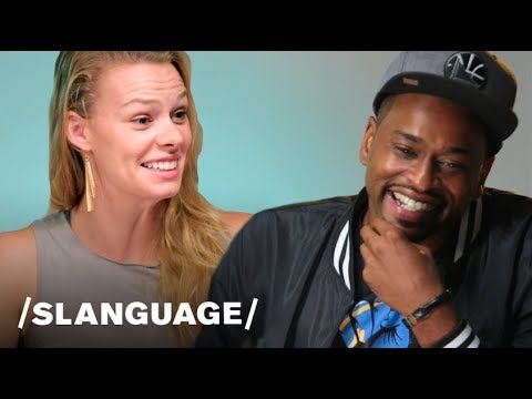 Europeans Guess Bay Area Slang