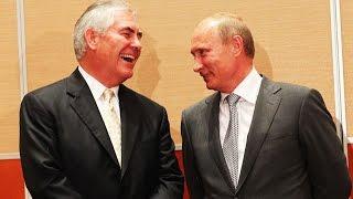 The Trillion-Dollar Trump - Putin - Exxon Plot Thickens