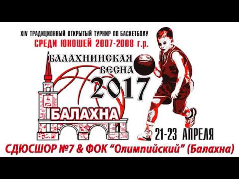 СДЮСШОР№7 Н Новгород & ФОК Олимпийский Балахна