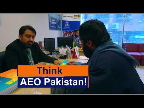 AEO Pakistan - Australian & Global Education Specialists | IELTS Official Test Centre