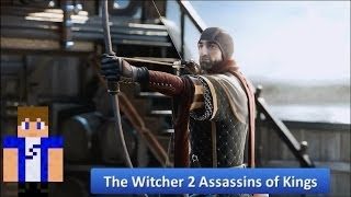 Разные моменты из The Witcher 2 Assassins of Kings