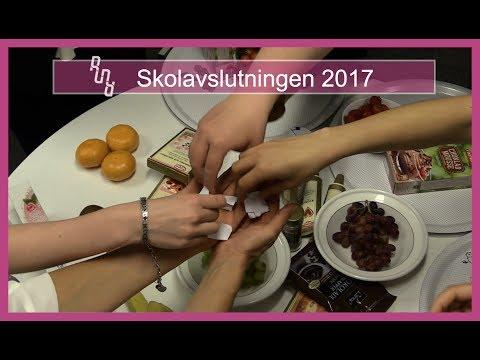 Skolavslutningen 2017 Runö folkhögskola
