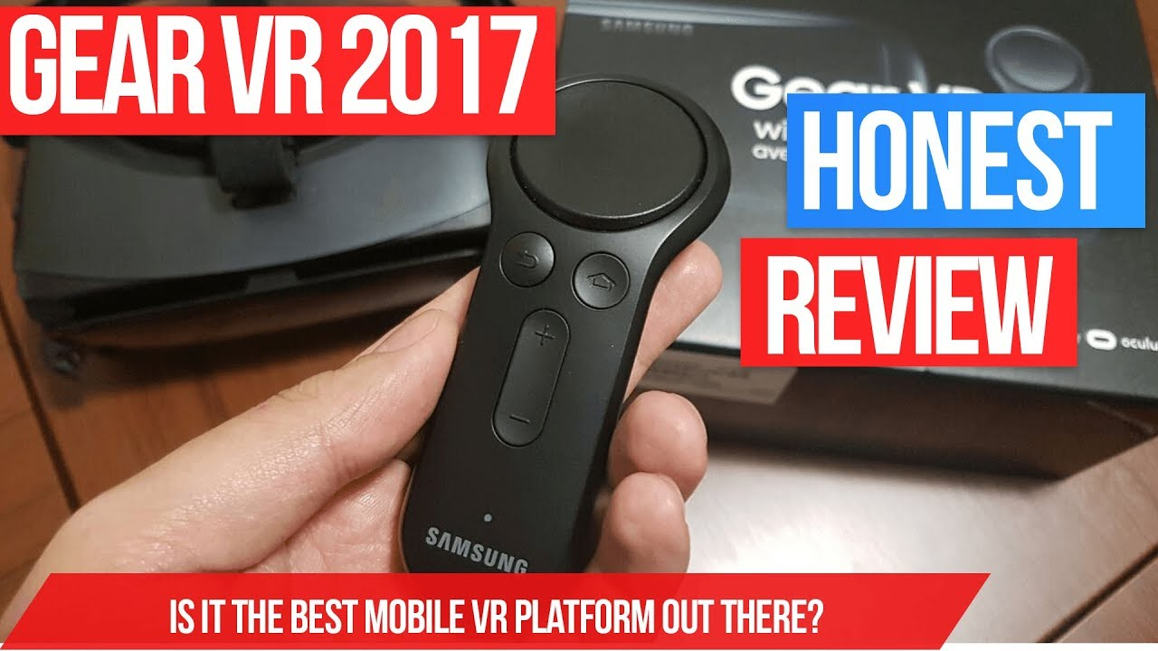 b644a97e6483 Samsung Gear VR 2017 review - The best mobile VR platform in 2018 ...