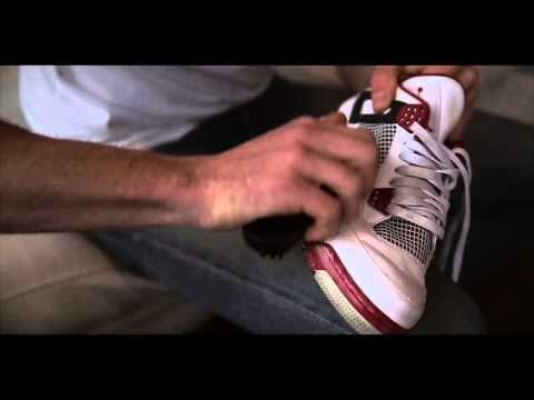 Mr. Black Garment Essentials - How to Shoe Clean