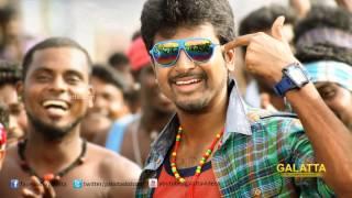 Sivakarthikeyan Sings a Romantic Song | Galatta Tamil
