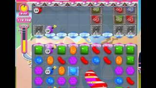 candy crush saga level 1602 no booster 2 stelle