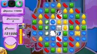 Candy Crush (Buho Dream World) Nivel 284