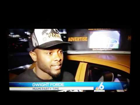 Miami party taxi NBC News Miami Beach Southbeach