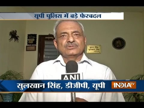 Uttar Pradesh gets new DGP Sulkhan Singh in major IPS,12 IPS officers transferred