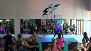 Five more hours by Crhis Brown Warm up Zumba w/Eva Valdes @ EZ Fitness